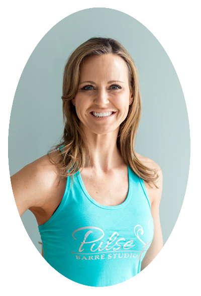 Kelly Connors, Owner of Pulse Barre Studio